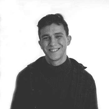 An image of OTC staff member, Bradley.