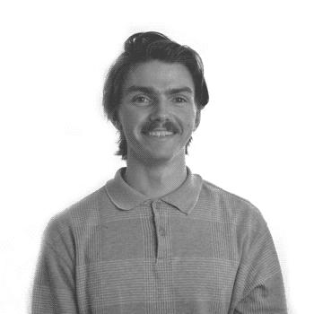 Headshot of Campbell McClintock.