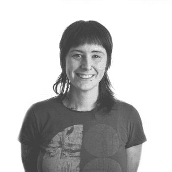 An image of OTC staff member, Natalie.