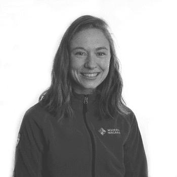 Headshot of Rachael Gardiner.